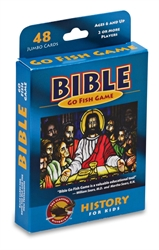 Bible - Go Fish Game
