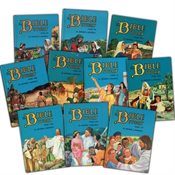 Bible Story - 10 Volume Set
