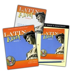 Latin Alive! Book 1 Set