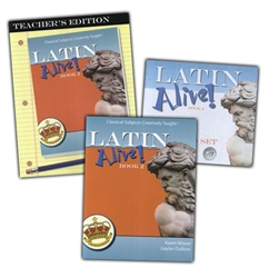 Latin Alive! Book 2 Set