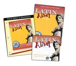 Latin Alive! Book 3 Set