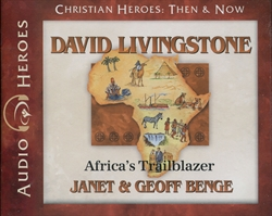 David Livingstone - Audio Book