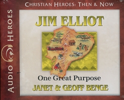 Jim Elliot - Audio Book