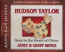 Hudson Taylor - Audio Book