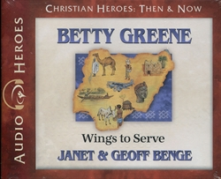 Betty Greene - Audio Book