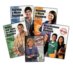 Micro Business for Teens - Set