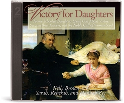 Victory for Daughters - CD