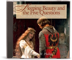 Sleeping Beauty and the Five Questions - CD - Exodus Books