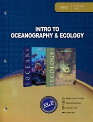 PLP: Intro to Oceanography & Ecology - Parent Lesson Planner