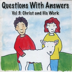 Questions With Answers Volume 3 - Audio CD