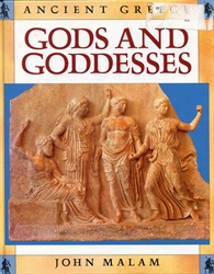 Ancient Greece Gods and Goddesses
