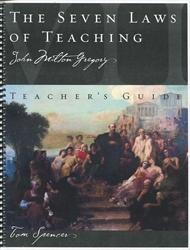 Seven Laws of Teaching - Teacher Guide