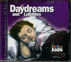 Daydreams and Lullabies - CD