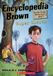 Encyclopedia Brown #25