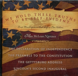 We Hold These Truths to Be Self-Evident - Audio CD