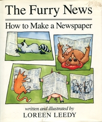 Furry News: How to Make a Newspaper
