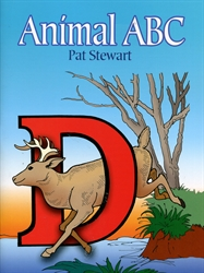 Animal ABC - Coloring Book