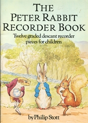 Peter Rabbit Recorder Book