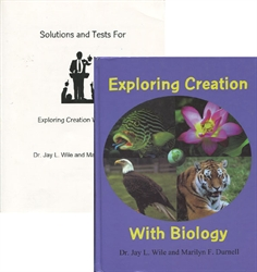 Apologia: Exploring Creation With Biology - Home School Kit (old)