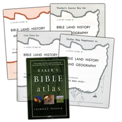 Baker's Bible Atlas Curriculum