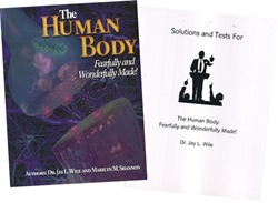 Apologia: Human Body - Home School Kit (old)