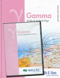 Math-U-See Gamma Teacher Pack