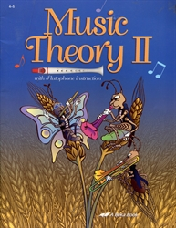 Music Theory II - Student Workbook
