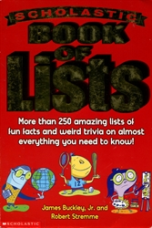Scholastic Book of Lists