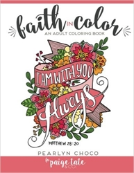 Faith in Color - Coloring Book