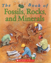 Best Book of Fossils, Rocks, and Minerals