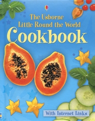 Usborne Little Round the World Cookbook