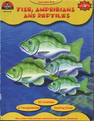 Milliken: Fish, Amphibians and Reptiles