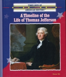 Timeline of the Life of Thomas Jefferson