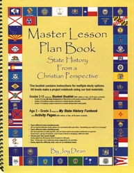 State History from a Christian Perspective Master Lesson Plan Book