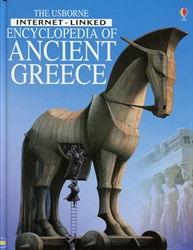 Usborne Internet-Linked Encyclopedia of Ancient Greece