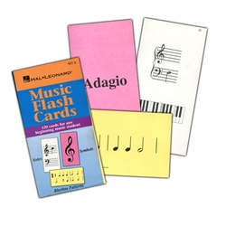 Music Flash Cards