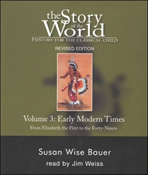 Story of the World Volume 3 - Audio CD