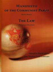 Manifesto of the Communist Party & The Law
