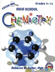 Focus on High School Chemistry - Student Textbook