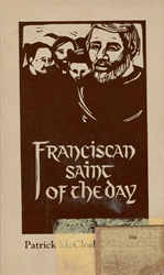 Franciscan Saint of the Day
