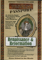 Project Passport: Renaissance & Reformation CD-ROM