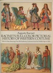 Racinet's Full-Color Pictorial History of Western Costume