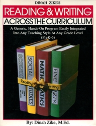 Dinah Zike's Reading & Writing Across the Curriculum