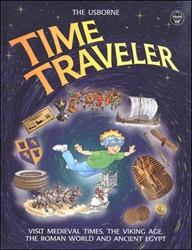 Usborne Time Traveler - Exodus Books