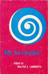 Why Not Creation?