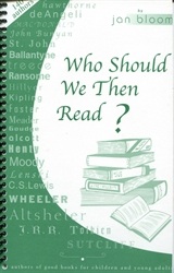 Who Should We Then Read?