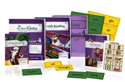 All About Reading Level 4 - Complete Kit