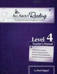 All About Reading Level 4 - Teacher Manual