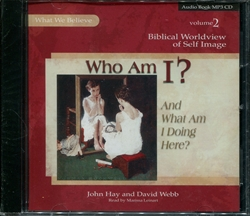 Who Am I? - Audio CD