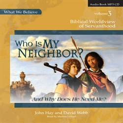 Who is My Neighbor? - Audio CD